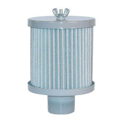 SOLBERG Inlet Filter,1 MNPT Out,35 Max CFM, FT-15-100