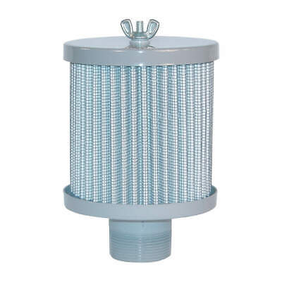 SOLBERG Inlet Filter,1/2 MNPT Out,10 Max CFM, FT-15-050