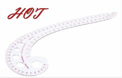 New&Fun Curve Ruler for Dressmaking Tailor Tools Make It Easy Sewing Pattern olv