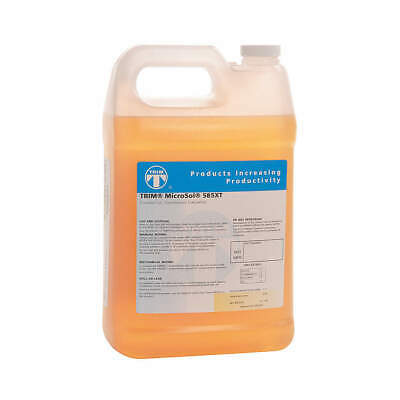 TRIM Cutting Oil,1 gal,Can, MS585XT/1, Amber