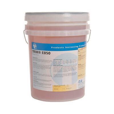 TRIM Coolant,5 gal,Bucket, E850/5, Amber