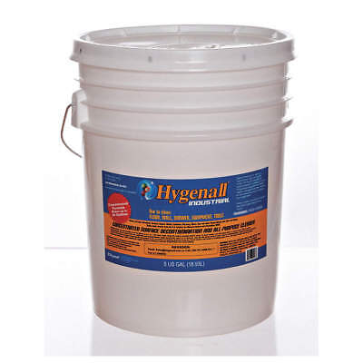HYGENALL LEADOFF All Purpose Cleaner 5 gal.,Pail, LS9005G, Yellow