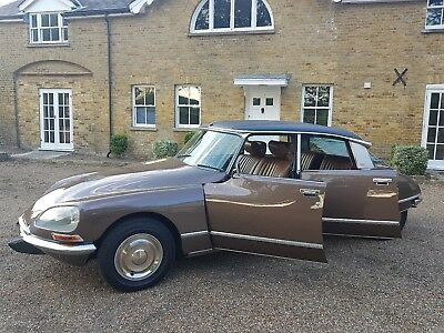 Citroen Ds 23 Efi Pallas - Excellent Condition