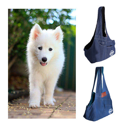 Pets Sling Carrier Bag Travel Pouch for Small Dogs Cats Shoulder Carry Handbag