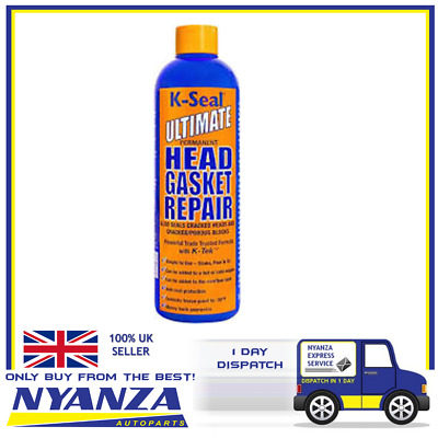 K-Seal Ultimate Permanent Head Gasket Repair
