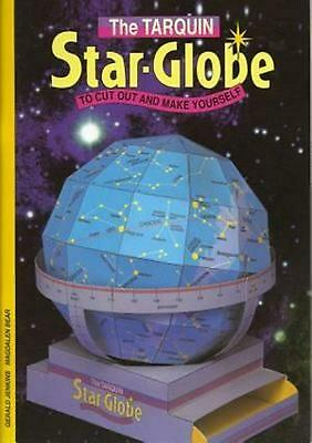 The Tarquin Star Globe: To Cut Out and Make Yourself by Gerald Jenkins (English)