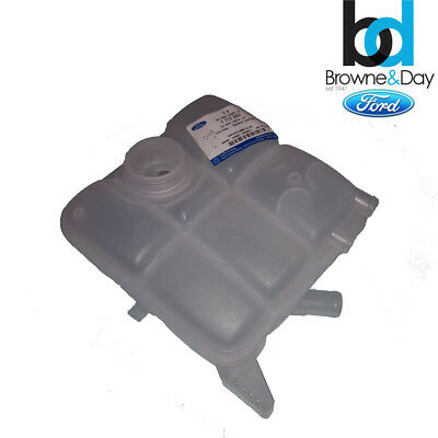 Genuine Ford Radiator Overflow Expansion Tank 1717053 (C-Max,Focus,Transit,Kuga)