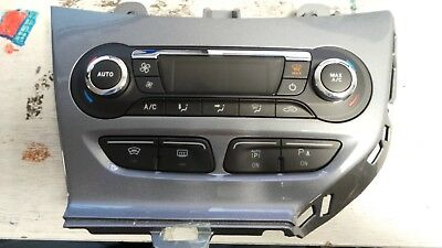Ford Focus Mk3 AUTO PARK Climate Heater Controls Switch BM5T-18C612-CL 11-14 A/C