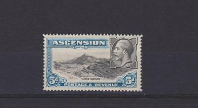 Ascension Island-  Lot 217,  Mint, LH. Sc# 28.