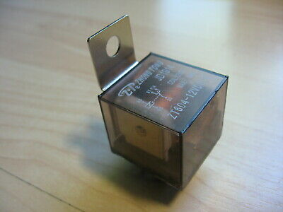 Heavy Duty Sealed Automotive Relay 12V 60Amps 5-Prong with Mounting Tab #E70E