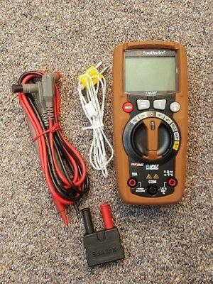 Southwire 13070T - ResidentialPro True RMS CAT III Multimeter