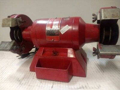 Enjoyable Milwaukee 3450 Rpm Bench Grinder 4935 225 00 Picclick Gmtry Best Dining Table And Chair Ideas Images Gmtryco