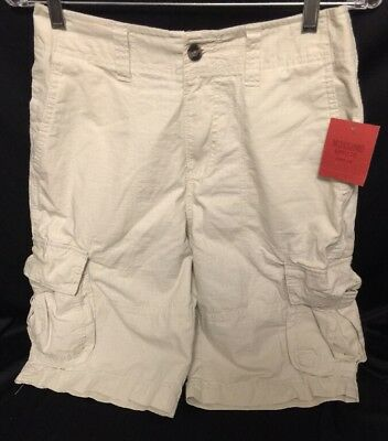 ebded5847b NEW w/ Tag Mossimo Supply Co.Cargo Shorts Mens Size 28 Khaki (Missing