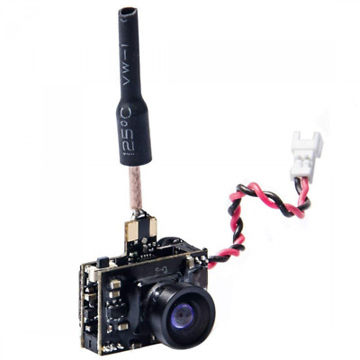 WT01-D Micro AIO 600TVL Cmos Camera 5.8GHz 40CH 25mW FPV Transmitter Combo NEW