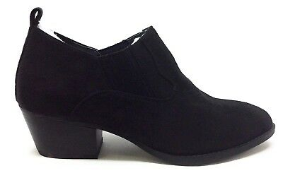 175beddf7ce7 CL By Chinese Laundry Womens Charming Ankle Bootie Black Super Suede Size 9  M US