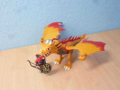 Dragons 5483 Flammendrache DRAGONS Asia Ritter dragons knigths Playmobil 080