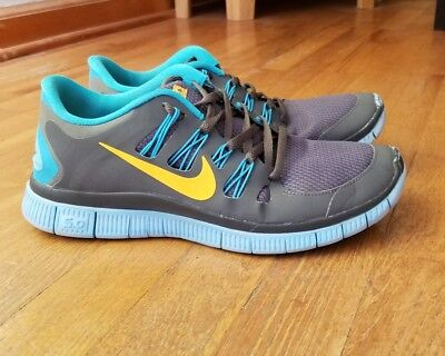 best loved 63557 9e128 Men s NIKE FREE 5.0 Livestrong Athletic Running Shoes 579745 SIZE 8 US 41 EU