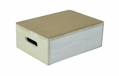 Aidapt VR241A Step Stool Box with Cork Surface