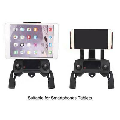 For DJI Mavic Pro Spark Foldable Tablet Phone Mount Holder Remote Controller HOT