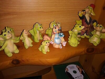 Whimical World of Pocket Dragons 1990's