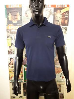 maglia polo  LACOSTE  vintage Shirt Jersey Tricot