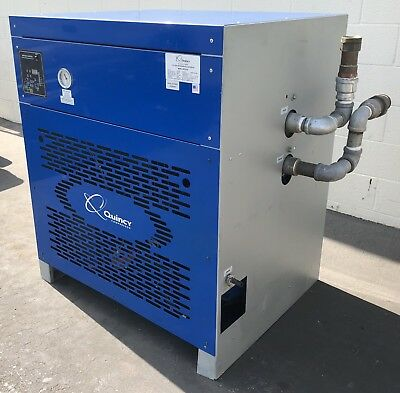 Quincy Qpcd 325 Cycling Refrigerated Air Dryer 325 Scfm Industrial