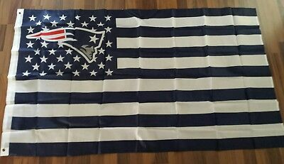 NFL New England Patriots Flagge 150×90 cm