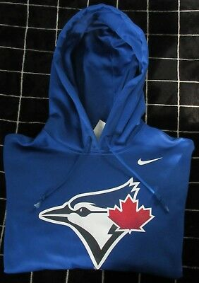 Authentic Nike Hoodie Toronto Blue Jays Size S