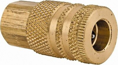 "COILHOSE BRASS 170 LINCOLN INTERCHANGE QUICK COUPLER BODY, 1/4"" FNPT  04i 078"