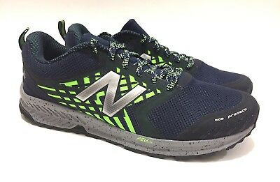 online store 16b80 c0286 MENS NEW BALANCE Response 2.0 Sz11 Trail Running Shoes Hiking Nitrel Fuel  Core