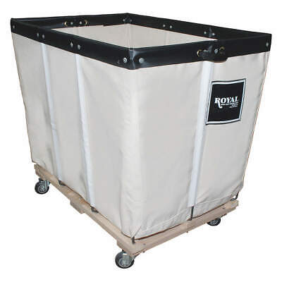 ROYAL BASKET TRUCK Permanent Liner Basket Truck,6 Bu,Canvas, G06-CCW-PMA-3UNN