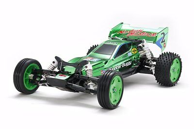 Tamiya 1/10 RC Neo Fighter Buggy DT03 Green Metallic Kit 47371