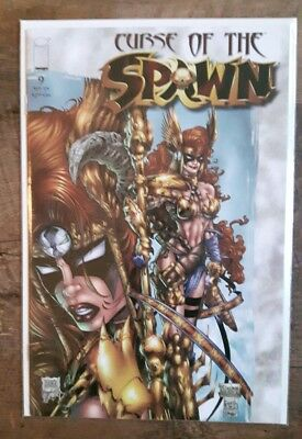 Curse of the Spawn  * US Comic  * # 9 *