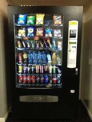 Vending Machine Business FOR SALE WIWO BRISBANE
