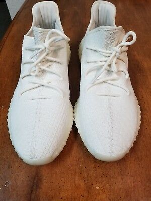41895fa59a5d4 YEEZY BOOST 350 v2 cream white size 14 -  300.00