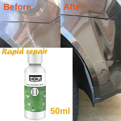 50ml HGKJ-11 Car Paint Coating Scratch Repair Remover Agent Auto Polishing CL1