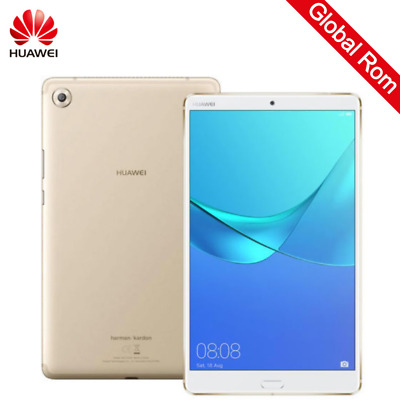 Original Huawei MediaPad M5 Octa Core 2K Display 8.4'' Android Wifi/LTE Tablet