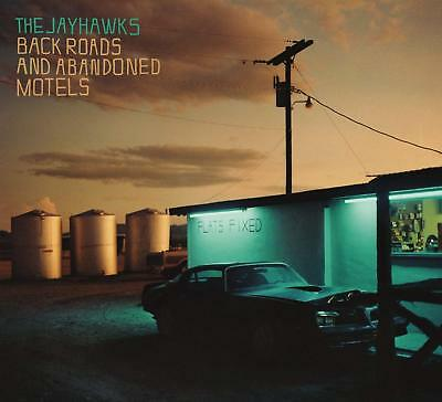 The Jayhawks - BLACK ROADS AND ABANDONED MOTELS [CD] Sent Sameday*