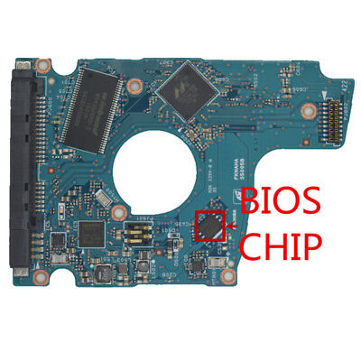 HDD PCB for TOSHIBA/TOSHIBA Logic Board/Board Number: S50058