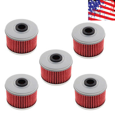 For Honda ATC250ES TRX250 TRX300 TRX350 TRX400EX TRX420 TRX450 TRX500 Oil Filter