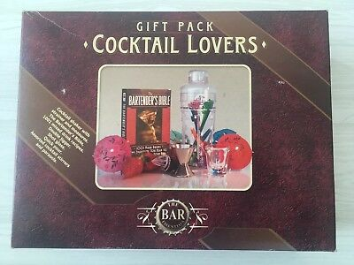 Cocktail Lovers Gift Pack