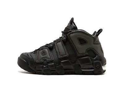 new product befa3 c152c Nike Air More Uptempo 96 GS Reflective Black Iridescent Shoes Scarpe 922845  001