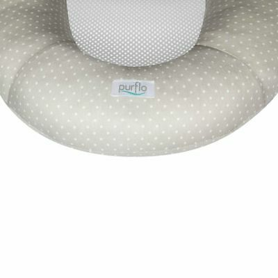 Purflo Cover for Breathable Baby Nest - Soft Truffle