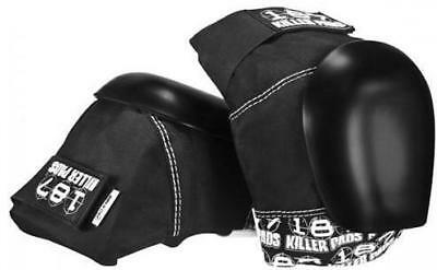 NEW 187 Pro Knee Pads Black/White