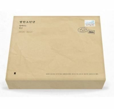 BTS Bangtan Boys 2018 Season's Greetings Package KPOP with Free Gift & Tracking