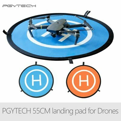 55CM Fast-fold landing pad  Spark helipad RC Drone Gimbal Quadcopter parts Acces