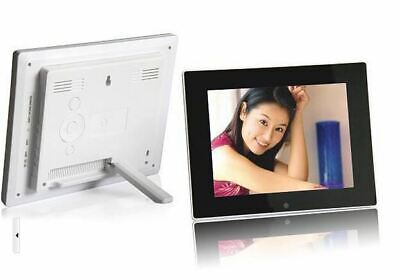 10.2 inch LCD Digital Photo Frame Support mp3, video play with Wireless Remote C