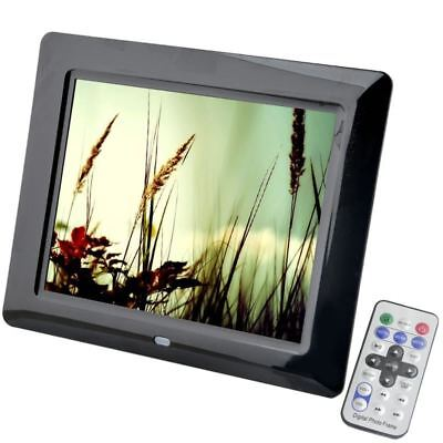 8 inch LCD Screen LED Backlight HD 800*600 Screen Digital Photo Frame Electronic