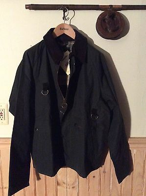 BARBOUR Standen/wax/Sage/waxed/large