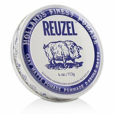 Reuzel Clay Matte Pomade 113g Styling Hair Clay